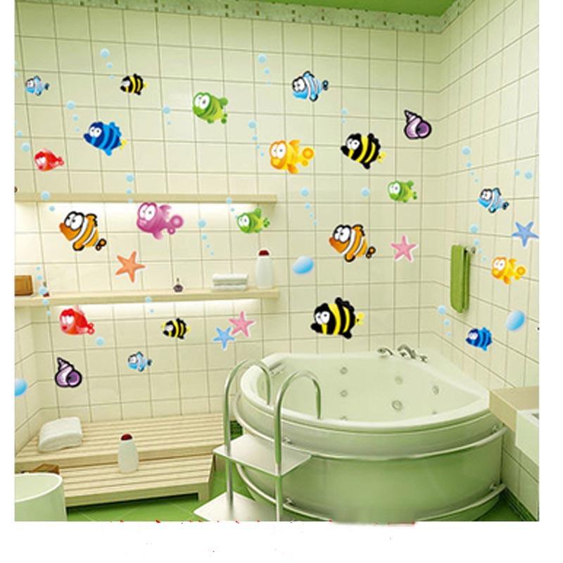 Ideas Para Decorar Baños De Ninos:Baños & Estilos: Algunas ideas para decorar las paredes de tu baño