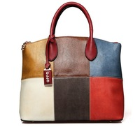 Hot Sale New 2015 Fashion Desigual OPPO Brand Women Handbag Leather Shoulder Bags Women Messenger Bags Travel Bags Tote Bolsas