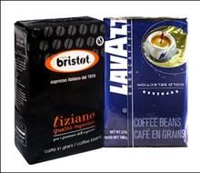 Tiziano bristot black label coffee beans 1kg