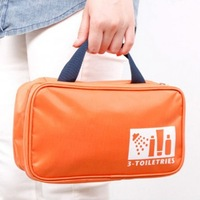 2013 The portable outdoor travel wash bag storage bag 24*8*13cm free shipping