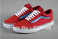 2013 Free Shipping 5 Colors Men's Women's Canvas Shoes  Womens Mens Brand Sneakers Unisex Casual Footwear 36-43