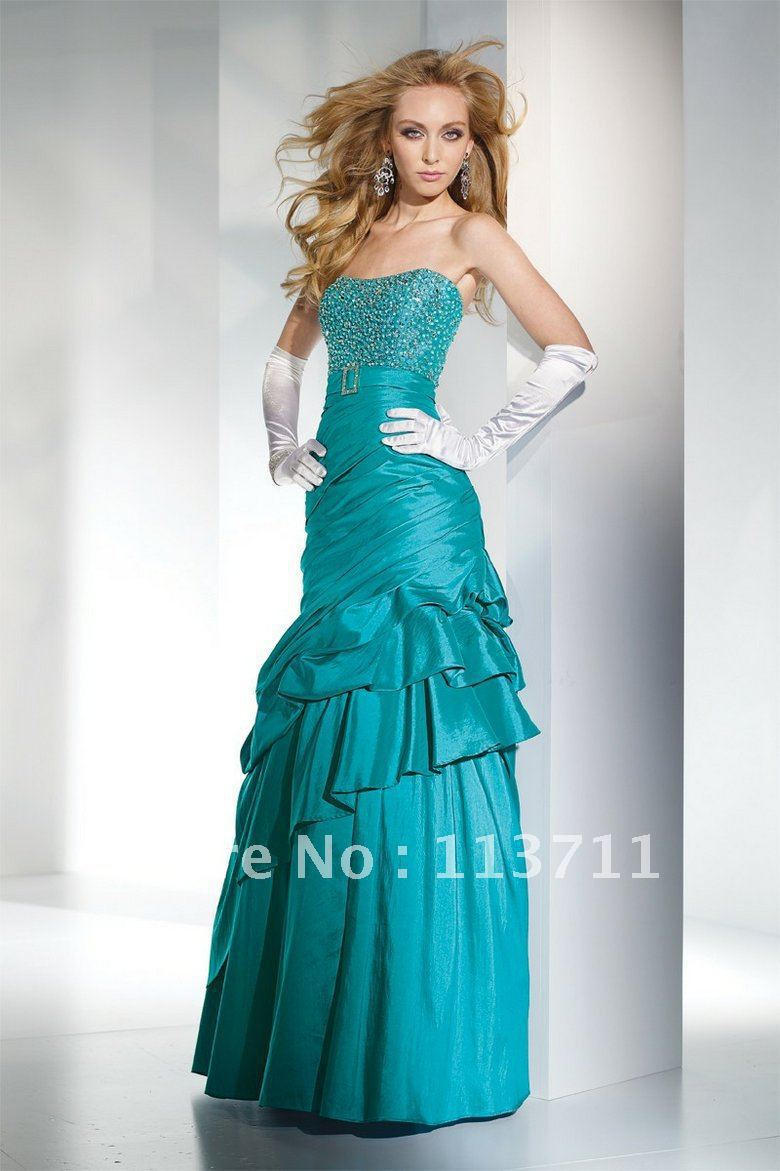 Teal Prom Dresses 2014 Teal Colored Prom Dresses