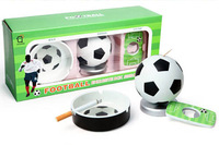 Newest Basketball Football bottle opener,toothpick-holder,ashtray,Christmas gift,10pcs/lot