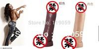 Wholesale -2013 popular Men's Sexy huge Penis super big size:25*6cm Suction Dildo Vagina Adult Sex toys for Woman