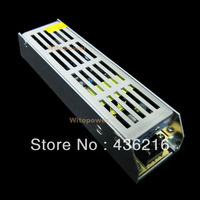 120W 12V 10A Slim Power Supply AC DC Adapter For LED Strip CCTV 110V 220V #2  Free Shipping