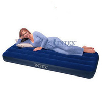 Intex air bed 68950 corduroy single inflatable bed 193 76 22cm