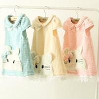 2014 spring cat girls clothing baby child tank dress one-piece dress qz-1026  sxl