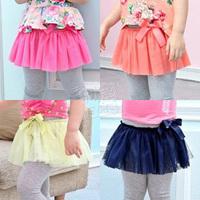2014 summer classic all-match girls clothing baby child culottes kz-2006  sxl