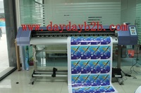 1.8m Dx5 head eco solvent banner vinyl plotter With Best Brand