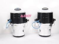 car bifocal fog lens, Front bumper lights bifocal lens assembly for NISSAN LAFESTA 2011, made at TAIWAN, high Quality