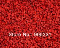 FREE SHIPPING!! 1 KG, Top Goji Berries Pure Bulk Bag Certified ORGANIC,Green food,Chinese wolfberry