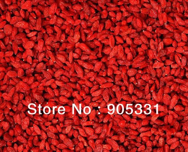 FREE SHIPPING!! 1 KG, Top Goji Berries P