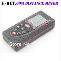 D013 60m laser distance meter laser rangefinder accuracy 2mm Maximum measuring distance 60m