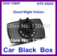 AT188 Car DVR 1920*1080P Full HD 30FPS Camera 2.7 Screen 140 Degree Wide Angle + G-sensor H.264 Video Recorder Dash Cam