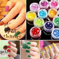 Hot -noble elegant velvet nail polish Swan Velvet  nail art Beautifully packaged Multiple colors Hybrid Sales Beautiful Lasting
