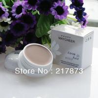 MAYCHEER Genuine Concealer Cream Gentle Concealer Isolated pink Bottom cream Fine texture Makeup easier  Waterproof Moisture