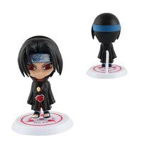 2.52'' Naruto Shippuden Figure Shinobi Relation ~ 6.3cm Itachi Uchiha