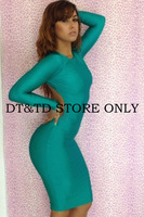 2013 New Fashion Free shipping wholesale bandage dress hot bodycon dress sexy women elegant party dresses A089