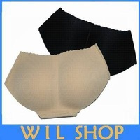 Seamless Bottoms Up underwear bottom pad panty sexy underwear,sexy lingerie buttock up panty Body Shaping Underwear
