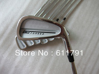 steel s300 shaft brand new  golf club golf irons set cb 714 cb714 irons set free shipping high quality