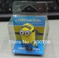 For Mr.Alexandro Massarella - Minions USB_20pcs - 20131223