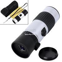 15-55x21mm Mini Telescope Adjustable Day Night Monocular Zoom Scope Sports Hunting Concert Spotting Dropshipping 19405