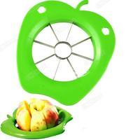 Corer Slicer Easy Cutter Cut Fruit Knife Cutter for Apple Pear Free Shipping4078