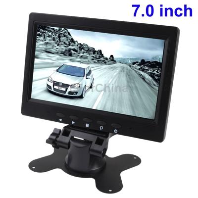 Автомобильный монитор 7.0 /, 2/av автомобильный монитор 5
