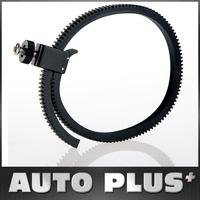 Free shipping Adjustable Flexible Lens Follow Focus FF Gear Ring Belt for DSLR Camcorder Camera