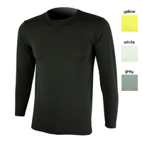 Sports underwear male thermal football tight basketball running long-sleeve o-neck T-shirt fitness clothing