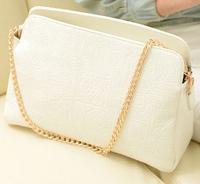 Free Shipping Hot Sale Vintage Preppy Style Leather Women's Handbag High Quality Fashion Bag Totes Shoulder Stamp Messenger Bags