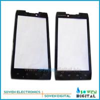 Outer LCD Screen Lens Top Glass for Motorola Droid RAZR XT910,Black,Original new,Free Shipping