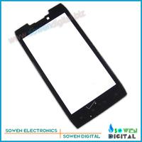 Outer LCD Screen Lens Top Glass for Motorola Droid RAZR XT912,Black,Original new,Free Shipping