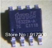 Free shipping 10pcs/lot T6322A-A SOP-8