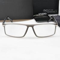 Hot Sale 2013 New Arrival Fashion Brand Designer Eyeglasses Frames P8178 Ultra Light  TR90 Glasses Frame 3 Colors Retail