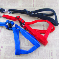 Dog rope traction rope comfortable in the chest suspenders dog leash dog chain large dog