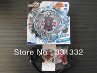 1pcs Beyblade Metal Fusion 4D set  new Rapidity Brand Beybalde BBG13 Pirate Children kids toys