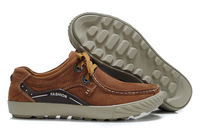 2014 Fashion 2258 CAMEL men's High Top hiking Shoes Wearproof Outdoor work Casual walking shoes fur Hiking boots