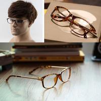 Fashion European Optical Eyeglass Frames Korean Design Unisex Vintage Optics Reading Glasses Frames Free Shipping