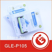 High Quality Wholesale GLE Logo 1000pcs HHR-P105 P105 2.4v NI-CD 850mAH Rechargeable Cordless phone battery