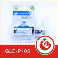 GLE Logo 500pcs HHR-P105 P105 2.4v NI-CD 850mAH Rechargeable Cordless phone battery High Quality Wholesale
