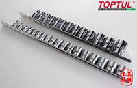 13 sets of 1/2 hex socket set hex sleeve 8-27mm