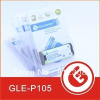 1000pcs GLE Logo High Quality Wholesale NI-MH Battery Cordless phone Rechargeable Battery HHR-P105 P105 2.4v 850mAH battery