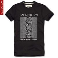 print  joy division men T-SHIRTS fitness casuall slim fit mens t shirt man blusas masculinas summer 2014 new  camisetas camisas