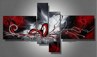 Wholesale Picture Decoration HAND PAINTED Modern Abstract wall Art Classical Home decor Gifts Canvas oil painting Cheap