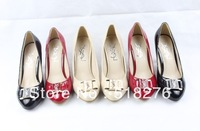 2014 new brand shoes patent leather high heels 35------41