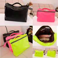 Womens Ladies Fashion handbag Zipper bags Shoulder Crossbody casual Bag