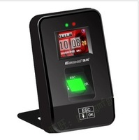 Lowest Price Handy Attend Fingerprint Time Attendance Machine Electronic Standalone Punch Card ID Reader