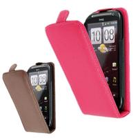 Cowhide pattern Genuine Leather Case For HTC sensation XE Z710e G14 Z715e G18 Free Shipping Best Original Famous Brand 3 Colors