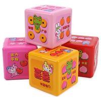 Lucky dice piggy bank color random
